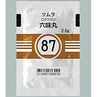 Tsumura Rokumigan[87] : 42 sachets(for two weeks)