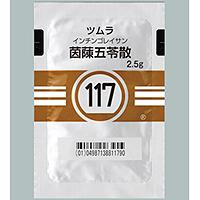 Tsumura Inchingoreisan[117] : 42 sachets(for two weeks)