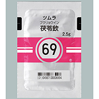 Tsumura Bukuryouin [69] : 42 sachets (for two weeks)
