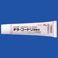 Terra Cortril Ointment : 25g