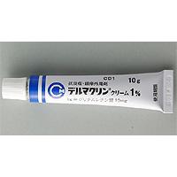 Dermacrin Cream 1% : 10g x 5tubes