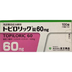 Topiloric Tablet 60mg 100tablets