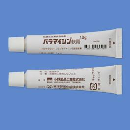 Baramycin Ointment : 10g x 10 tubes