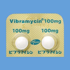 Vibramycin Tablets 100mg : 20tablets