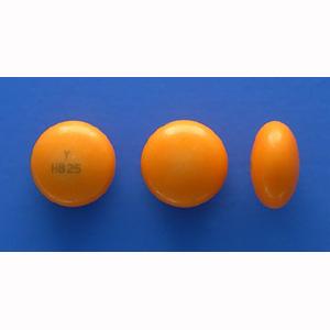 Hiberna Sugar-Coated Tablets : 25mg : 100tablets