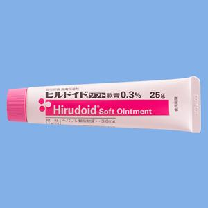 Hirudoid Soft Ointment 0.3% : 25g