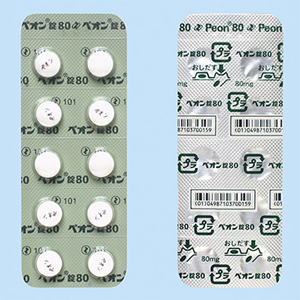Peon tablets 80 : 100tablets