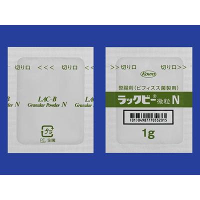 Lac-B Granular Powder N : 252 bags