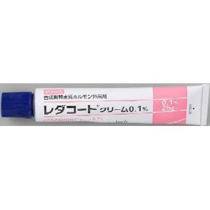 Ledercort cream0.1% : 25g