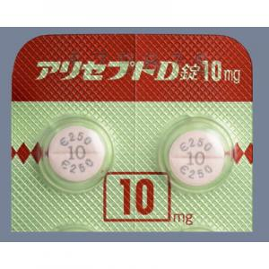 Aricept D Tablets 10mg : 14 tablets x 4 sheets