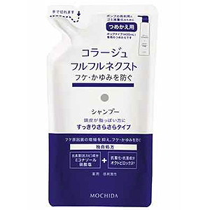 Collage Furu Furu Next Shampoo Refill: 280ml<Blue>