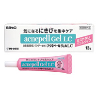 Acnepell Gel LC: 13g