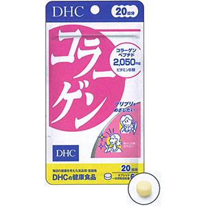 DHC Collagen : 120 tablets