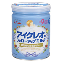 ICREO Followup Milk : 850g x 3cans