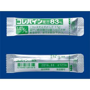 CHOLEBINE Mini 83%: 1.81g x 35 bags
