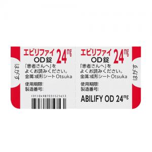 ABILIFY OD Tablets 24mg : 100 tablets