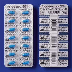 Atomoxetine Capsules 25mg SAWAI : 140 capsules