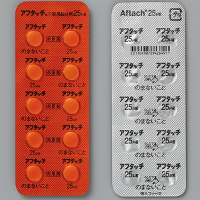 Aftach Adhesive Tablet 25 : 10 tablets