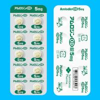 Amlodin OD Tablets 5mg : 50tablets