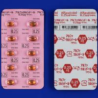 Alfacalcidol Capsules 0.25μg SAWAI : 100 capsules