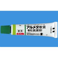 Almeta Ointment : 5g x 10 tubes