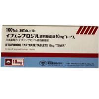 Ifenprodil Tartrate Tablets 10mg TOWA : 100 tablets