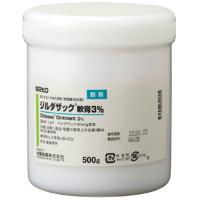 Zidasac Ointment 3% : 500g