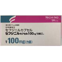 Cefdinir Capsules 100mg  Nichiiko:100 capsules