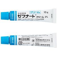 Zefnart Cream2% : 10g x 5tubes