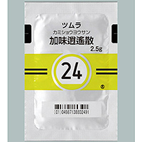 Tsumura Kamisyouyousan[24] : 42 sachets(for two weeks)