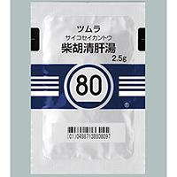 Tsumura Saikoseikanto[80] : 42 sachets(for two weeks)