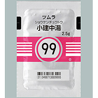 Tsumura Shokenchuto[99] : 84 sachets(for two weeks)