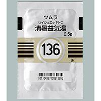 Tsumura Seishoekkito[136] : 42 sachets(for two weeks)