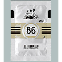 Tsumura Tokiinshi[86] : 42 sachets(for two weeks)