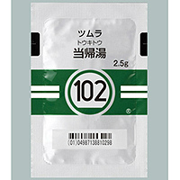 Tsumura Tokito[102] : 42 sachets(for two weeks)