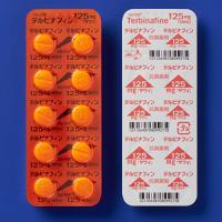 Terbinafine Tablets 125mg SAWAI:20 tablets