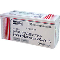 Tranexamic Acid Capsules 250mg TOWA : 100 capsules