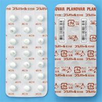 Planovar Combination Tablets : 21tablets