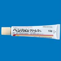 Vesicum Cream 5% : 10g x 10tubes