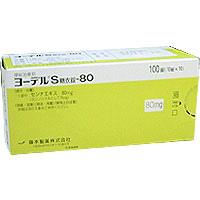 YODEL-S Sugar-Coated Tablets-80 : 100 tablets