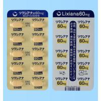 Lixiana Tablets 60 mg : 10 tablets