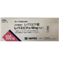 Rebamipide Tablets 100mg NP : 100 tablets