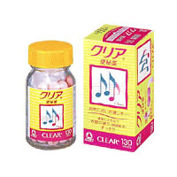 CLEAR : 130 tablets