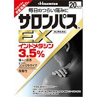 Salonpas EX:40 sheets