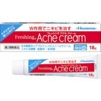 Freshing Acne Cream : 18g
