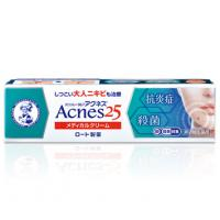 Mentholatum Acnes25 Medical Cream : 16g
