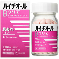 HYTHIOL-B CLEAR : 180 tablets