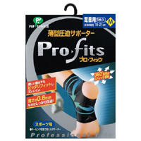 Pro-fits supporter for ankles: 1 sheet M size