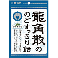 Ryukakusan No Nodo Sukkiri Drop : 100g