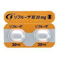 XOFLUZA Tablets 20mg : 10 tablets